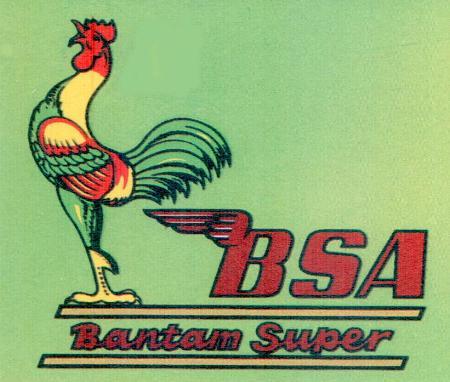 BSA BANTAM SUPER my 1966 bsa bantam d7 super restoration home page bsa bantam d7 wiring diagram at readyjetset.co